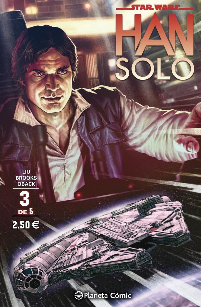 COB SW Han Solo 3 sola