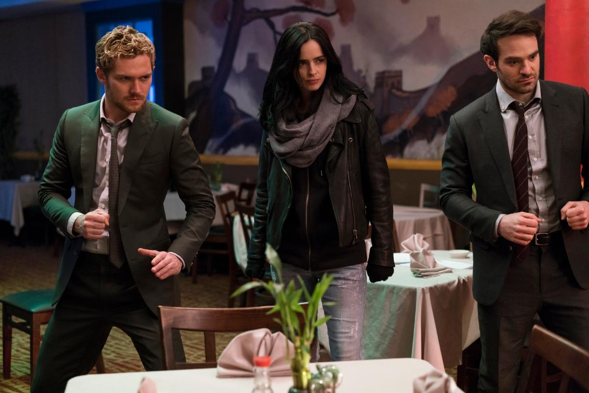 Netflix y Marvel calientan motores con el nuevo trailer de The Defenders y los comentarios de sus actores