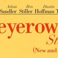 Meyerowitz Stories: Poster del filme de Noah Baumbach