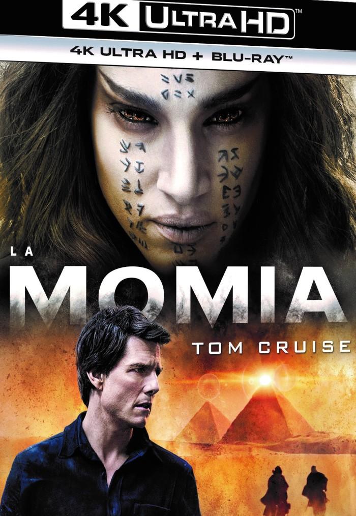 LA MOMIA (2018) (4K UHD + BD) - VTA - 8414533109130