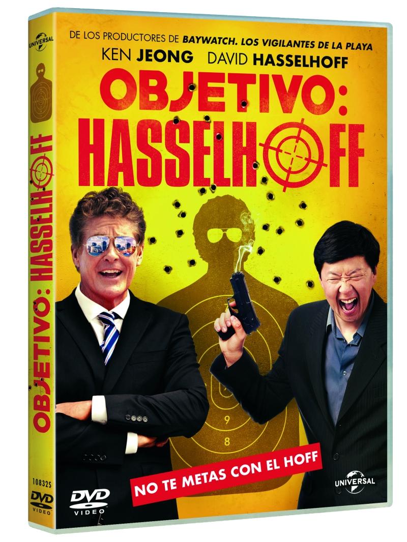 OBJETIVO HASSELHOFF (DVD) - VTA - 8414533108324