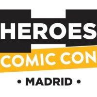 Crónica de un domingo en Heroes Comic Con Madrid