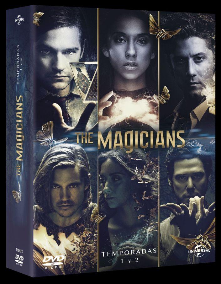 TV THE MAGICIANS (TEMPORADAS 1-2) (DVD) - VTA - 8414533110433