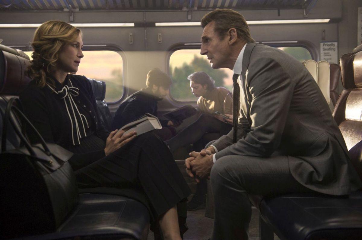 The Conmuter, Liam Neeson es 'El pasajero'