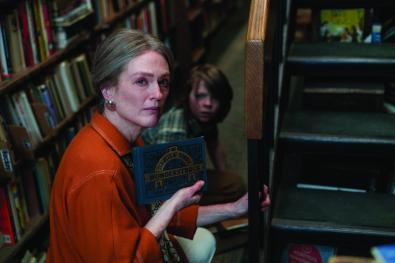 Julianne Moore, en el papel de Rose adulta