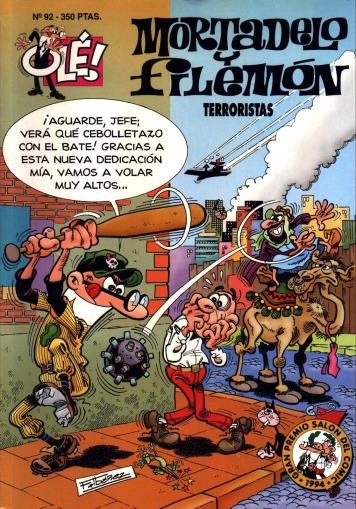 Mortadelo y Filemon 092 - 01