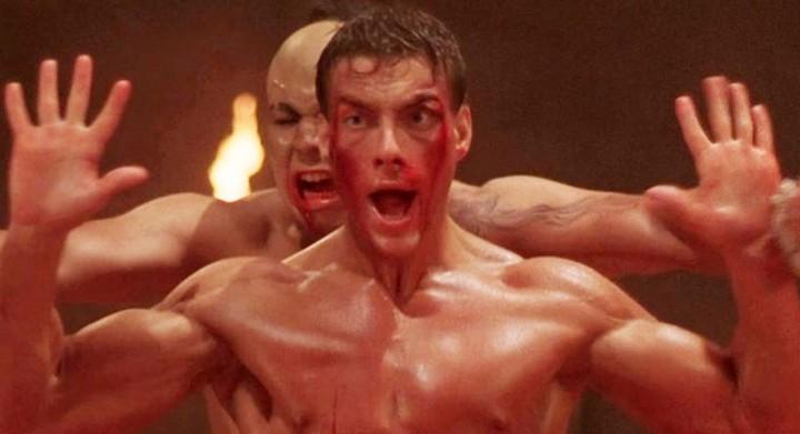 Kickboxer concdecultura
