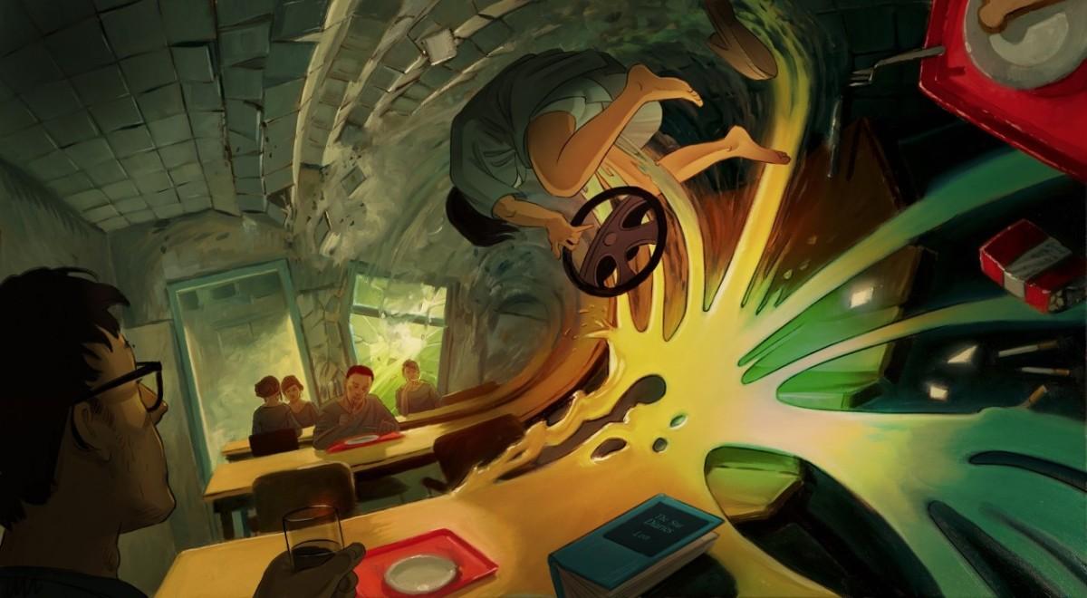 'Undone' la  serie de animación para adultos que preparan los creadores de 'Bojack Horseman' para Amazon Prime Vídeo