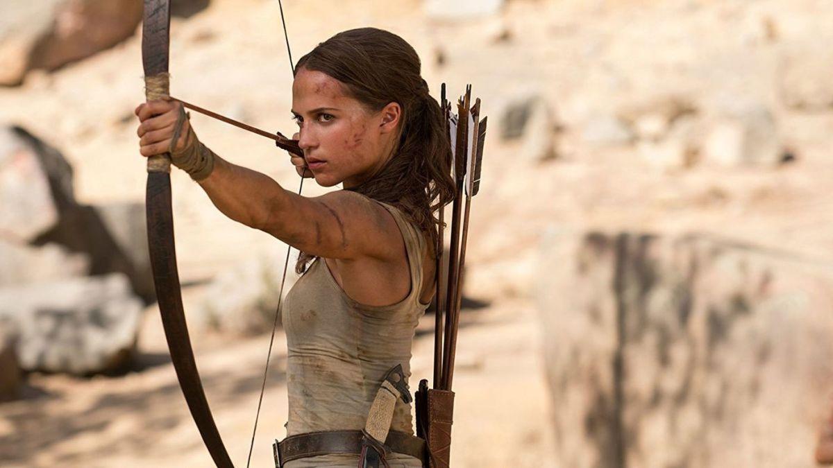 [Crítica] Alicia Vikander da réplica a Angelina Jolie como Lara Croft en Tomb Raider