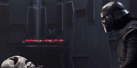 Kylo-Ren Darth-Vader
