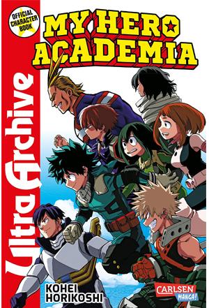My Hero Academia Archive