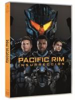 PACIFIC RIM INSURRECCION (DVD) - VTA - 8414533113991
