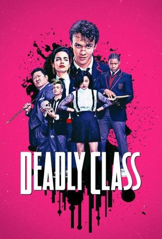 Deadly-Class-afiche