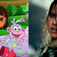 Isabela Moner es 'Dora la exploradora'