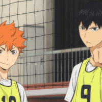 Haikyuu, voley en estado puro.