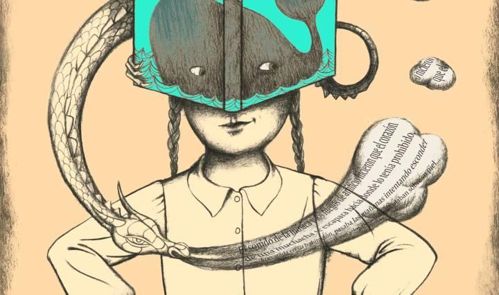 Ilustración de Ana Juan