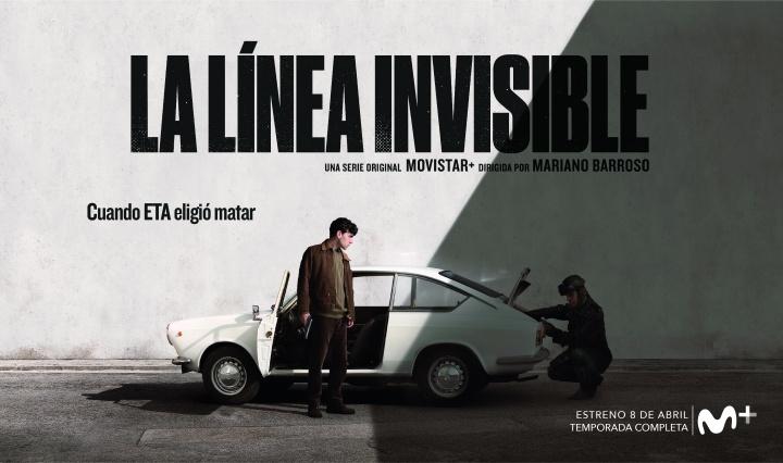 Cartel La línea invisible Los orígenes de ETA - ConCdeCultura