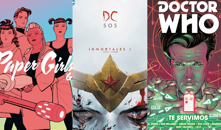 Portada novedades comics septiembre 2020 - Concdecultura