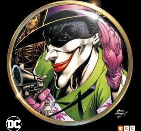 Cubierta El Joker regala un comic inédito ConCdeCultura