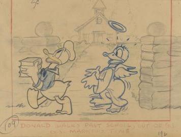 1 - Boceto original a lapiz