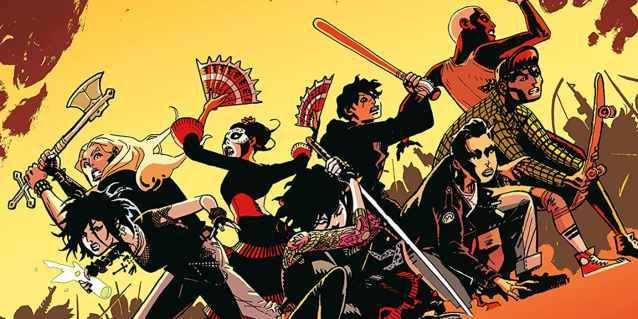 deadly-class-adaptacion-TV-Comic