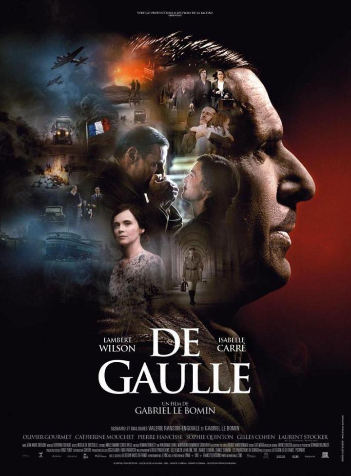 De Gaulle Con C de Cultura
