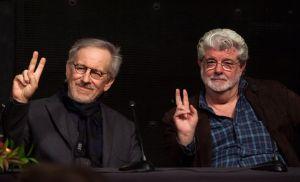 Steven Spielberg George Lucas