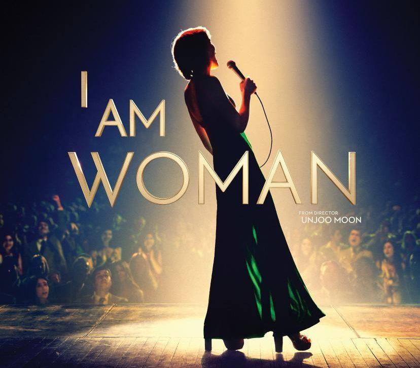 I Am Woman Con C de Cultura