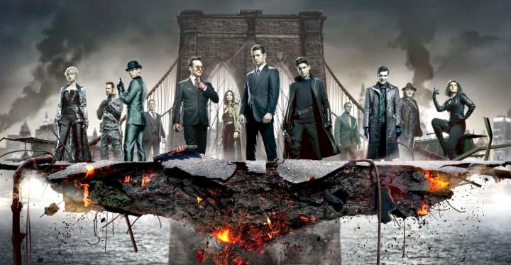 Gotham temporada5