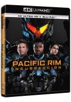 PACIFIC RIM INSURRECCION (4K UHD + BD) - VTA - 8414533114011