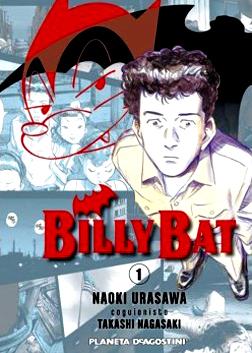 Billybat-manga