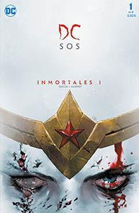 DCSOS INMORTALES 1 PORTADA NOVEDADES COMICS SEPTIEMBRE 2020 - CONCDECULTURA